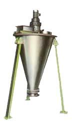 DSH双螺旋锥型混合机